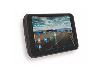 FleetXPS tablet