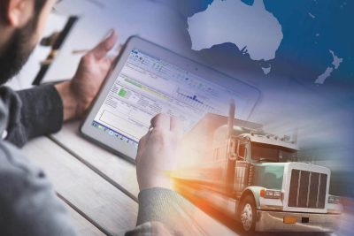 Visit Trimble in Australia - On-board computing and mobile